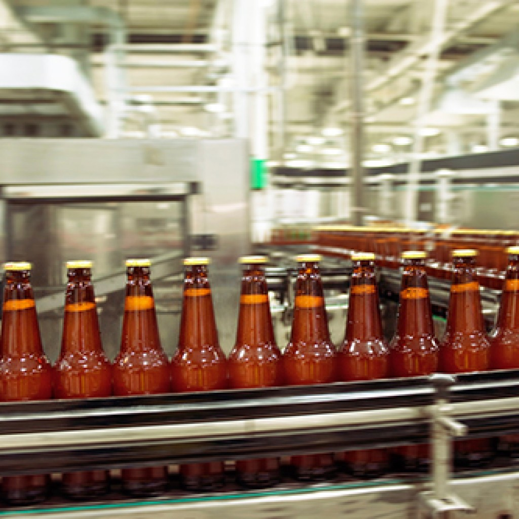 Beer Bottling Facility