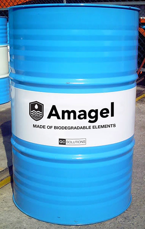 Amagel Blue Barrel